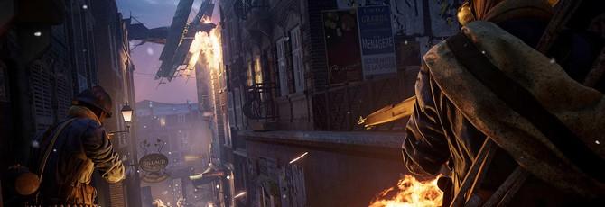 """Три минуты геймплея Battlefield 1 на новой карте """"Захват Таюра"""""""