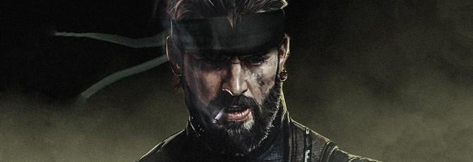 """После постера """"Войны бесконечности"""" геймеры хотят Криса Эванса в роли Солида Снейка"""