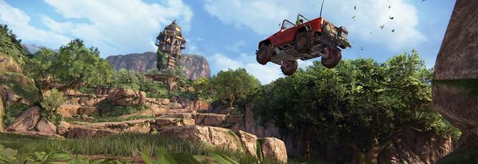 13 минут геймплея Uncharted: The Lost Legacy в 4K