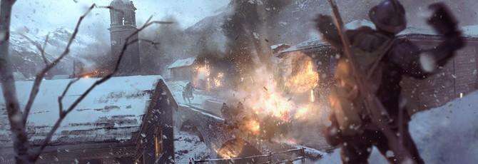 """18 минут геймплея Battlefield 1 на карте """"Брусиловский прорыв"""""""