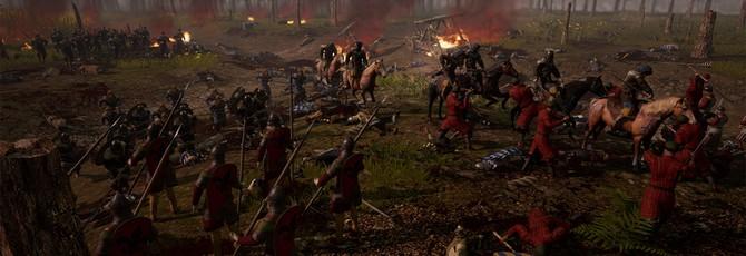 Первый геймплей стратегии Ancestors от разработчиков Hatred