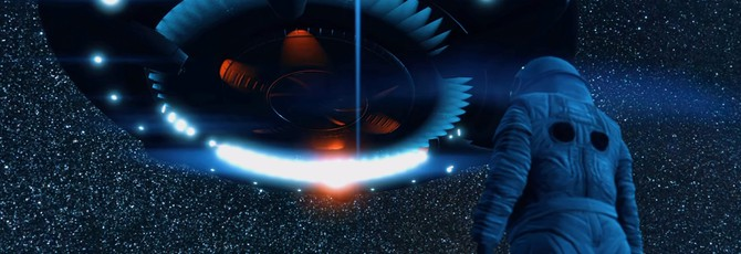 Новый мод GTA V отправляет сражаться с пришельцами в космосе