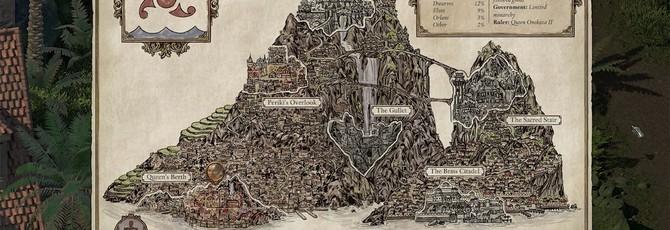 Геймплей Pillars of Eternity II: Deadfire — тур по городу Некетака