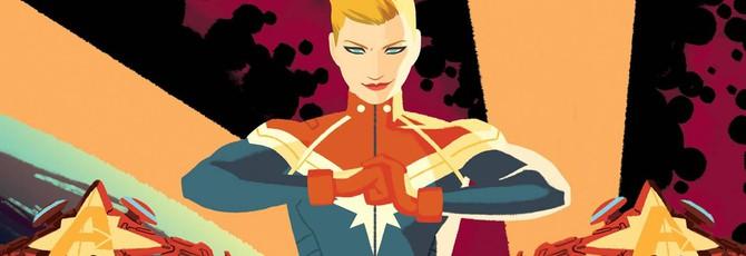 Слух: Капитан Марвел встретит супергероя по имени Мар-Велл