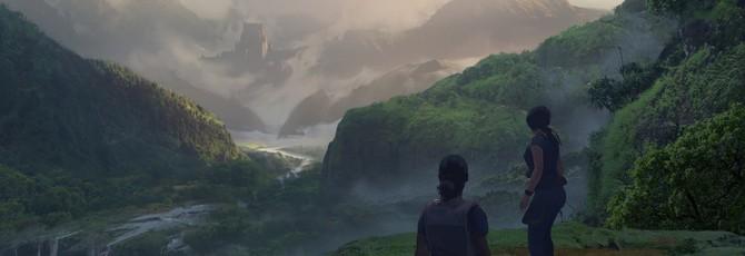 Видео о разработке Uncharted: The Lost Legacy