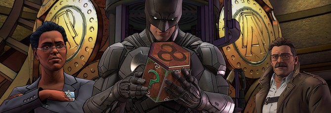 Аманда Уоллер, Джокер и Загадочник в новом трейлере Batman: The Enemy Within от Telltale