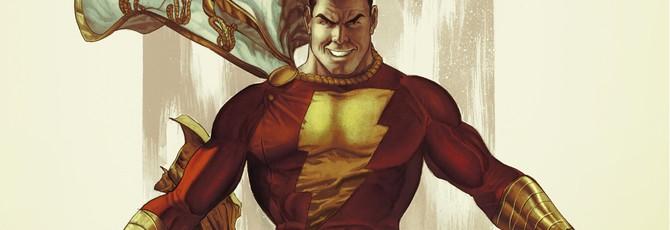 """""""Шазам!"""" будет самым беззаботным фильмом киновселенной DC"""
