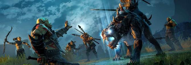 27 минут геймплея Middle-earth: Shadow of War