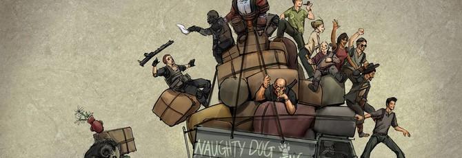 Naughty Dog в поисках новых идей и миров