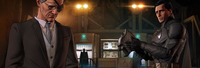 Оценки первого эпизода Batman: The Enemy Within от Telltale Games
