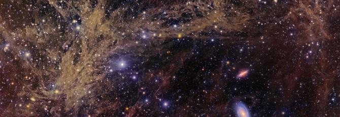Лайвстрим самых интересных явлений и мест космоса