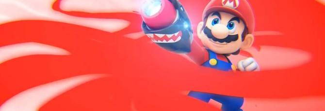 Марио в новом трейлере Mario + Rabbids Kingdom Battle