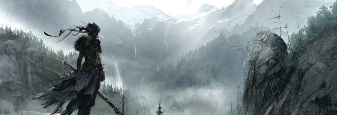 Графика Hellblade: Senua's Sacrifice на PS4 и PS4 Pro