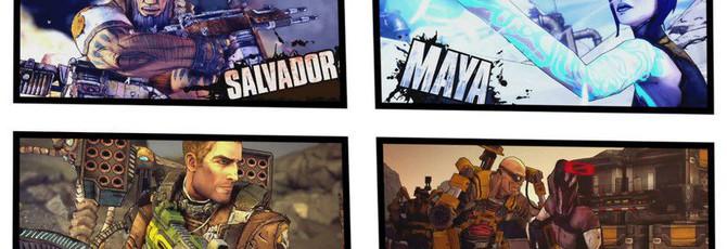 Borderlands 2 - геймплейный ролик с PAX 2012