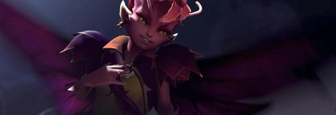 Valve показала пару новых героев для Dota 2