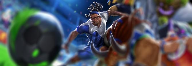 Riot Games засудили за схожесть скина Люциана и футболиста Эдгара Давидса