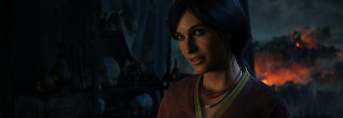 Выдержки из обзоров Uncharted: The Lost Legacy
