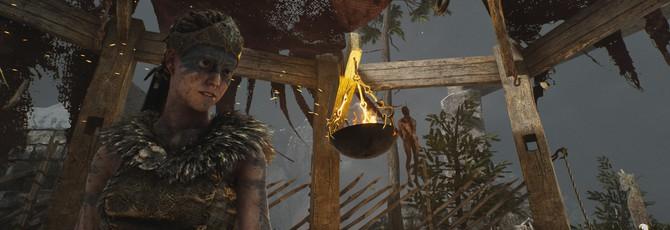 Завораживающая атмосфера Hellblade: Senua's Sacrifice