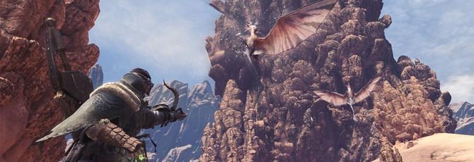 Новые трейлеры и скриншоты Monster Hunter: World