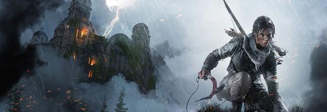 Square Enix покажет Tomb Raider на Gamescom