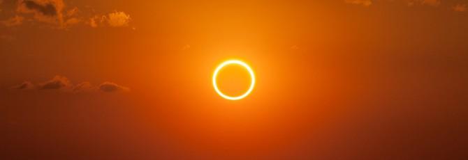 Как разрушить фотоаппарат снимая солнечное затмение
