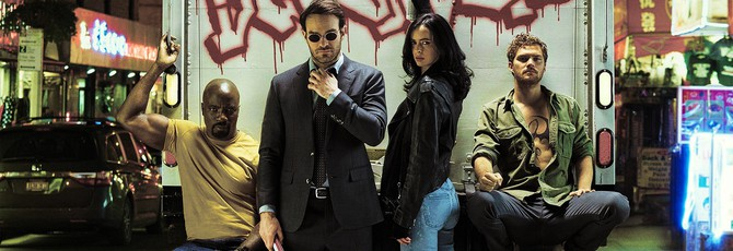 A Show To Go: The Defenders от Netflix
