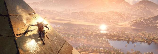 24 минуты геймплея Assassin's Creed Origins