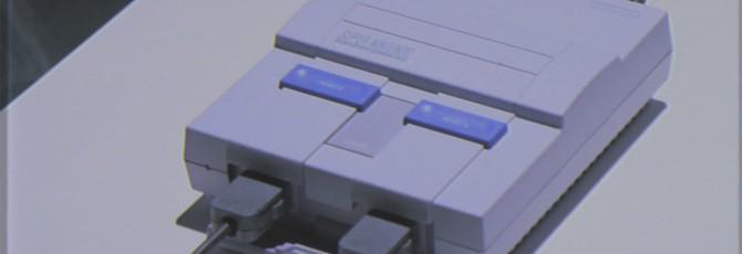Трейлер SNES Classic в стиле классической рекламы Nintendo