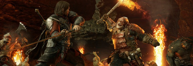 Gamescom 2017: скриншоты Middle-earth: Shadow of War
