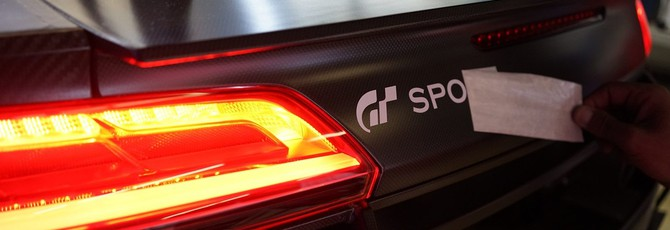 Ночной Нюрбургринг в новой записи геймплея Gran Turismo Sport