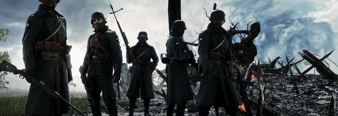 """Трейлер режима """"Вторжение"""" для Battlefield 1"""