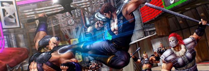 Разработчики Yakuza анонсировали новую игру по манге Fist Of The North Star