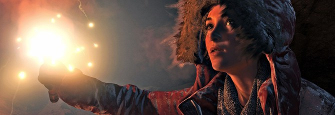 Сравнение графики Rise of the Tomb Raider на Xbox One X и PS4 Pro