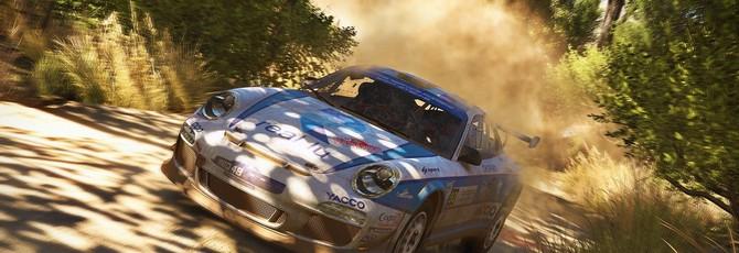 Gamescom 2017: живой геймплей WRC 7
