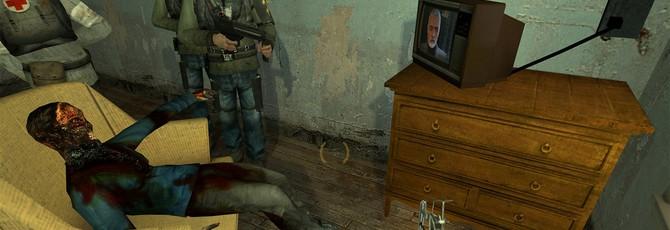 """Геймеры обвиняют Dota 2 в """"убийстве"""" Half-Life 3"""