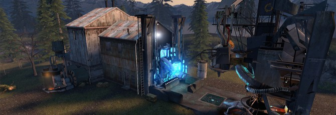Моддеры выпустили контент, разработанный Valve для Half-Life 3