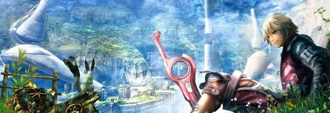 Gamescom 2017: геймплей Xenoblade Chronicles 2