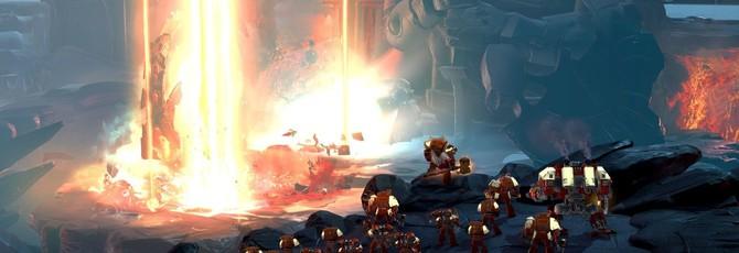Dawn of War 3 получит инструменты для моддинга с поддержкой Steam Workshop