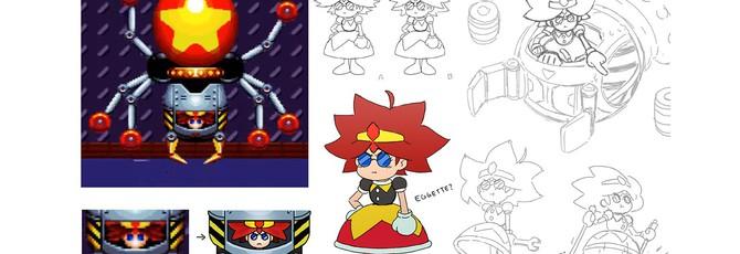 Игрок Sonic Mania не разглядел босса, родив свету злую племянницу Доктора Эггмана