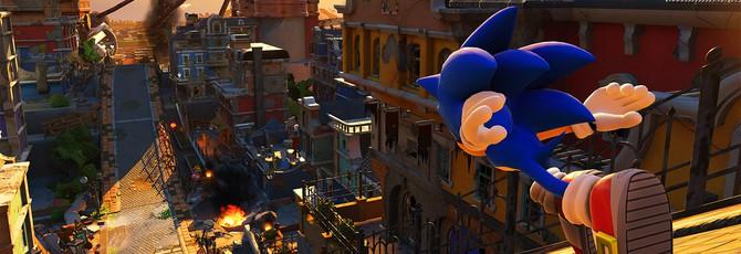 Sonic Forces выходит в начале ноября