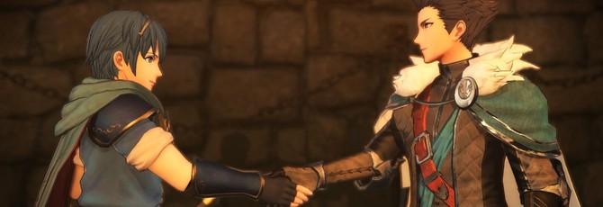 Лайв-экшен трейлер Fire Emblem Heroes