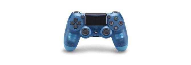 Sony выпустит версию контроллера DualShock 4 в полупрозрачном корпусе