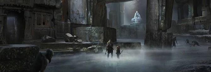 Новые детали и арты God of War