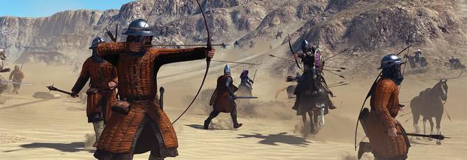 Новый геймплей Mount & Blade II: Bannerlord в режиме капитана