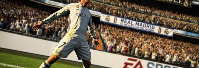 Рейтинги топовых футболистов FIFA 18. Часть 1