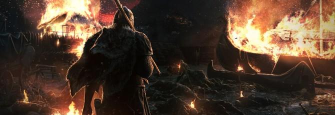 20 минут геймплея стратегии Ancestors Legacy