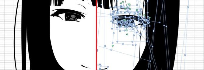 Безумный японец рисует аниме в Excel