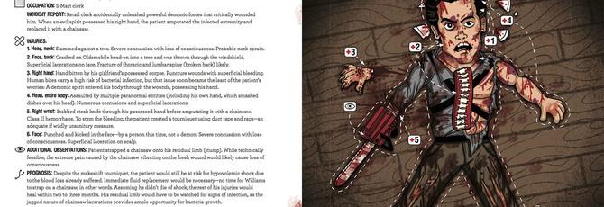 Эта книжка расскажет, мог ли выжить персонаж вашего любимого боевика, с картинками