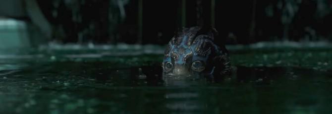 """В новом трейлере """"Форма воды"""" более подробно рассказали о человеке-амфибии"""