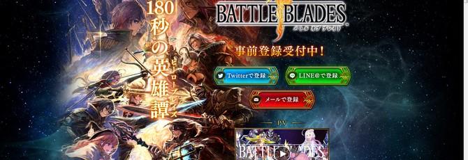 Square Enix анонсировала Battle of Blades на смартфонах